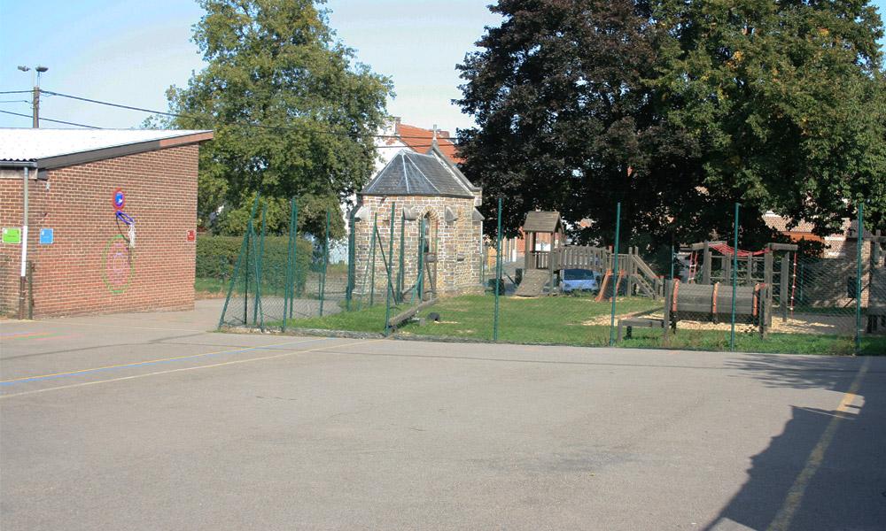 école Sainte-Marie maternelle et primaire à Boirs - 01
