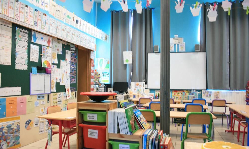 école Sainte-Marie maternelle et primaire à Boirs - 02