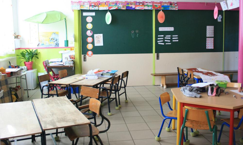 école Sainte-Marie maternelle et primaire à Boirs - 03