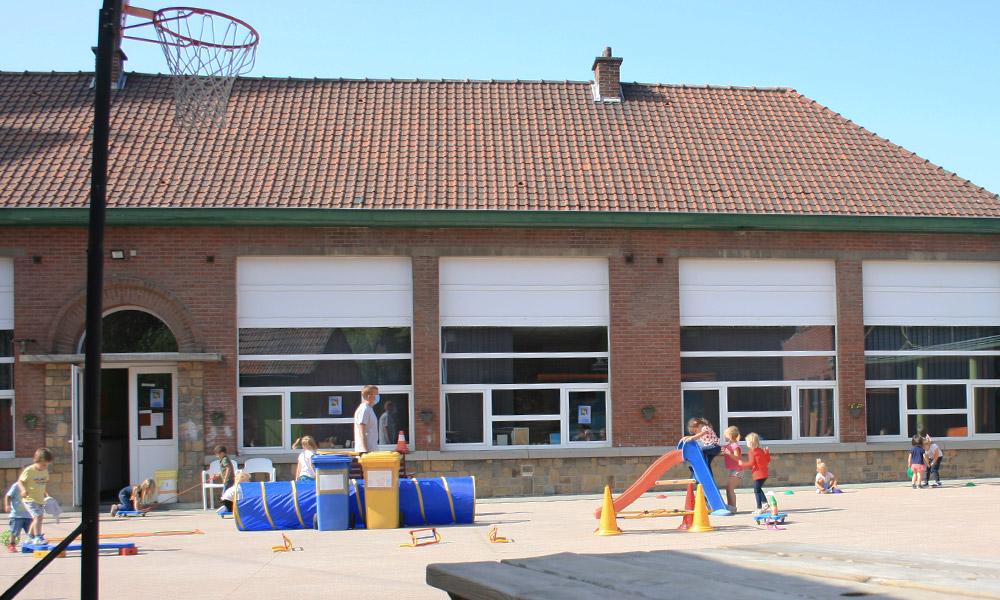école Saint-Joseph maternelle et primaire à Eben Emael - 01