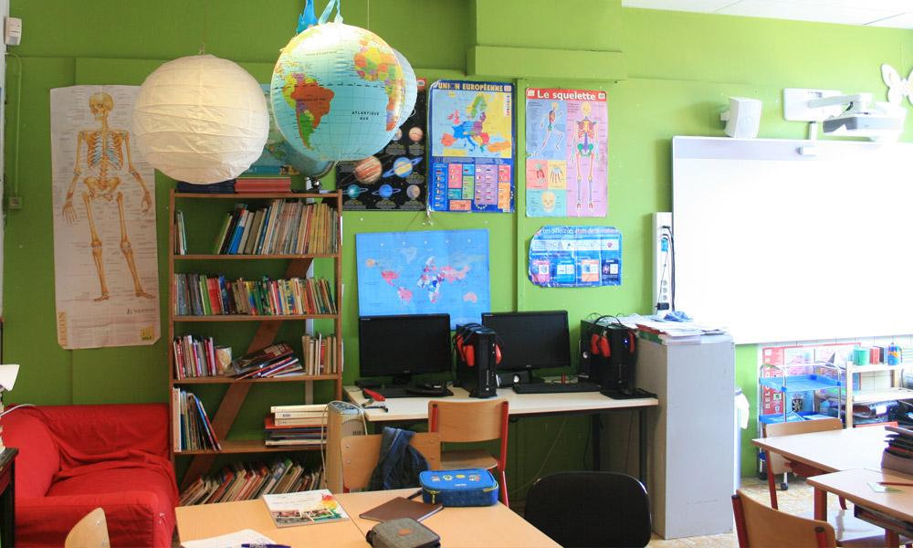 école Saint-Joseph maternelle et primaire à Eben Emael - 02