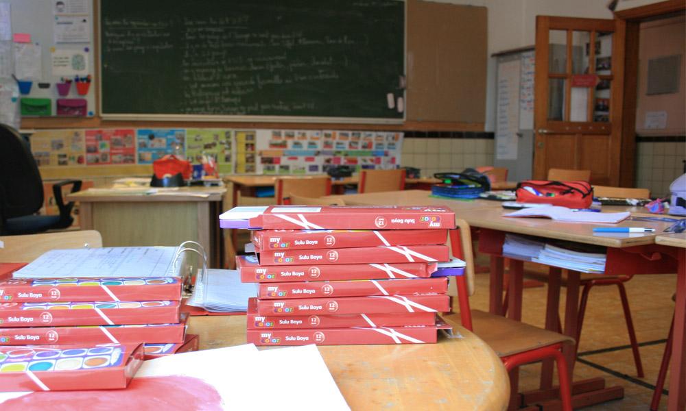 école Saint-Joseph maternelle et primaire à Eben Emael - 04