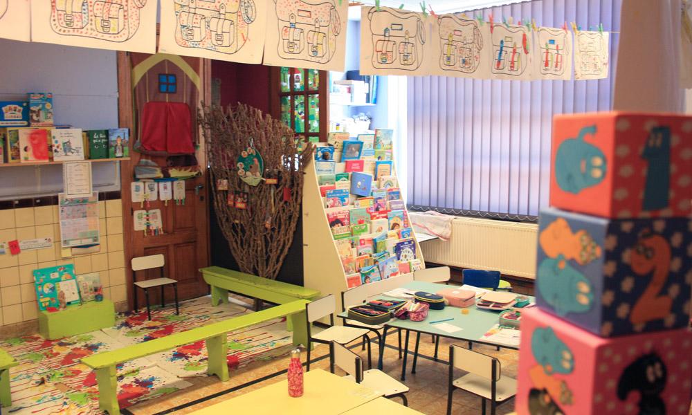 école Saint-Joseph maternelle et primaire à Eben Emael - 03