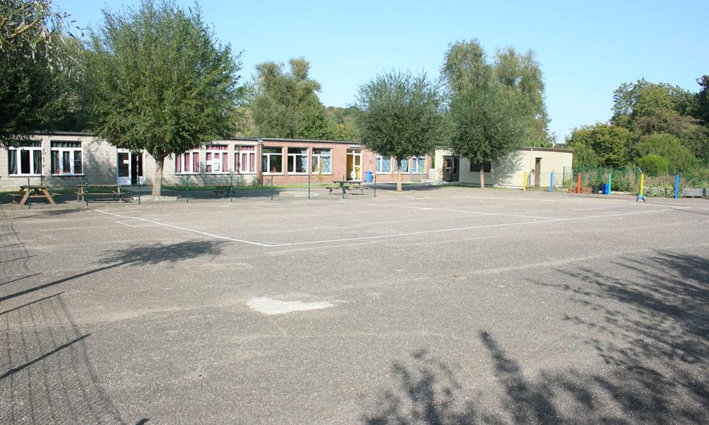 école primaire et maternelle Sacré-Coeur à Glons - 01